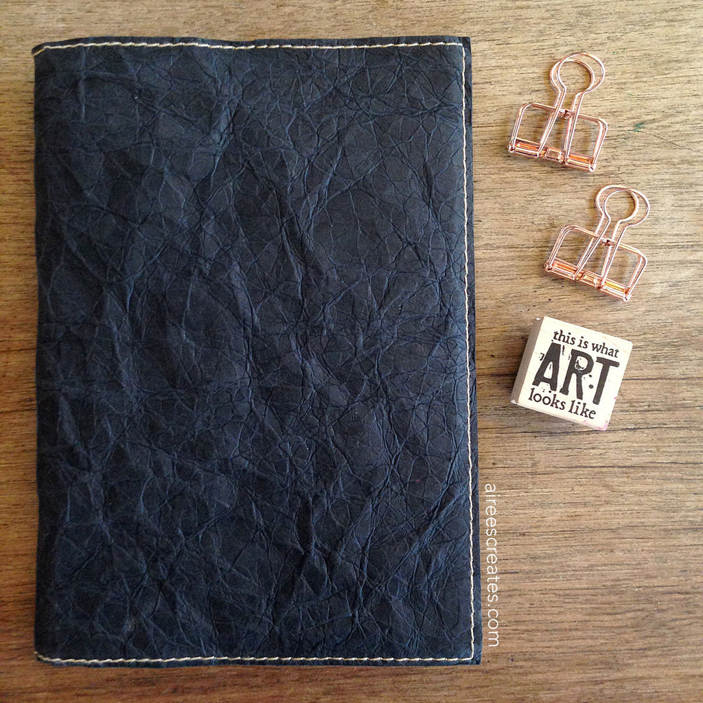 Gutsy® Cover for Hobonichi - Nero