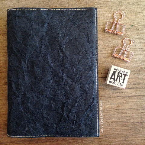 Gutsy® Cover for Hobonichi Cousin (A5) - Nero
