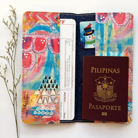 Passport Folio: Azul - Be Kind