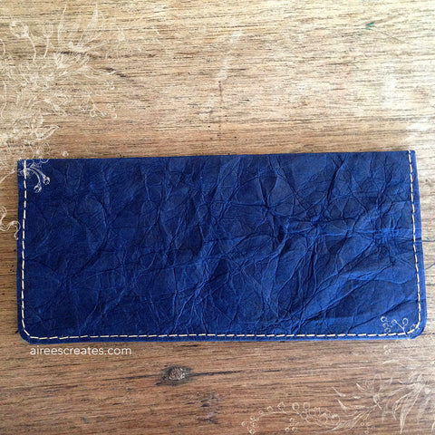 Long Wallet - Be Kind Blue Gutsy®