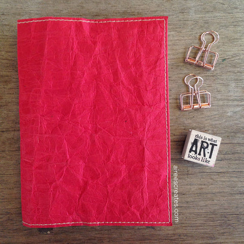 Gutsy® Cover for Hobonichi Cousin (A5) - Rojo
