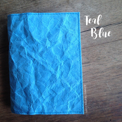 Gutsy® Cover for Hobonichi Cousin (A5) - Teal Blue