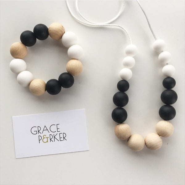 Ellie Necklace - Grace and Parker