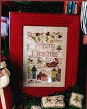 Merry Notes Cross Stitch Pattern