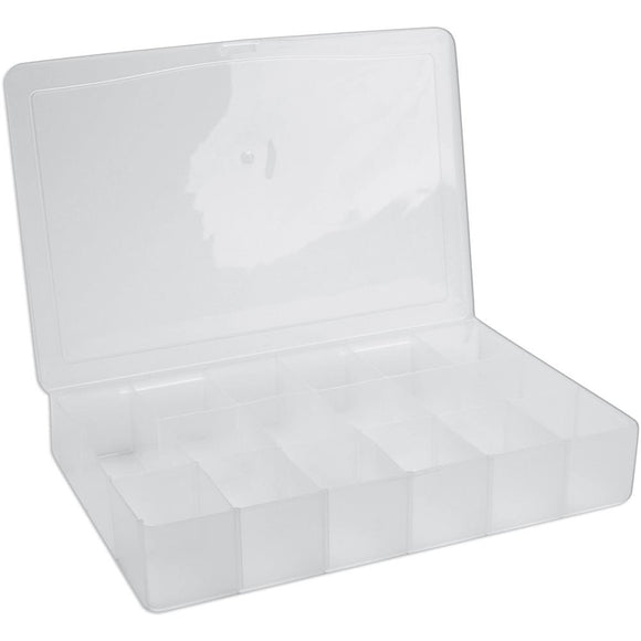 Darice Deep Floss Caddy 17 Compartments