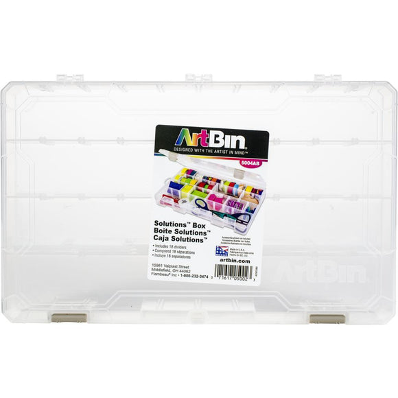 ArtBin Solutions Box 4 to 48 Compartments