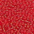 Mill Hill Petite Glass Seed Beads 2.2mm - 42043 Rich Red