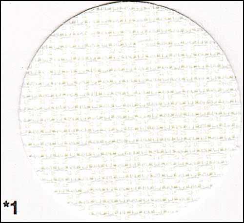 Cross Stitch Aida Fabric