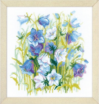 Carpathians Bells Counted Cross Stitch Kit