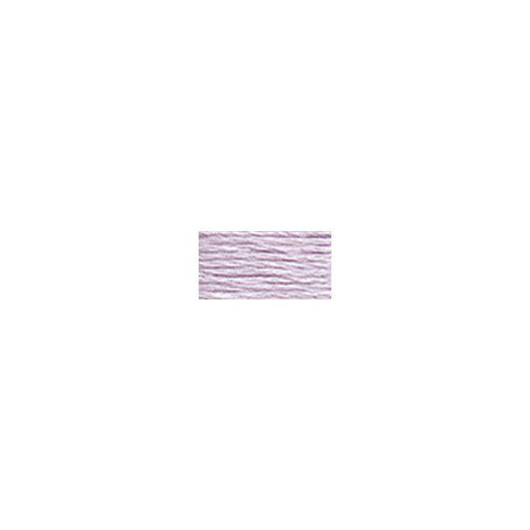 DMC Pearl Cotton Ball Size 8 87yd-Light Lavender