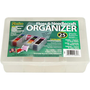 Floss, thread  organizers