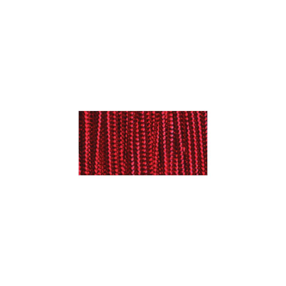 Craft Trim 10yd-Metallic Red