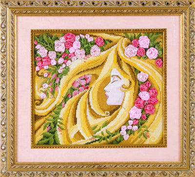 Ribbon Embroidery Kits Supplies And Instructions