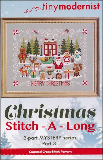 Cross Stitch Patterns & Books
