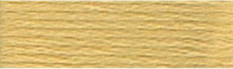 DMC Pearl Cotton Skein Size 5 #0834 - Very Light Golden Olive