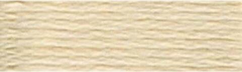 DMC Pearl Cotton Skein Size 5 #0677 - Very Light Old Gold