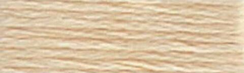 DMC Pearl Cotton Skein Size 5 #0739 - Ultra Very Light Tan