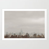 Manhattan Fog A