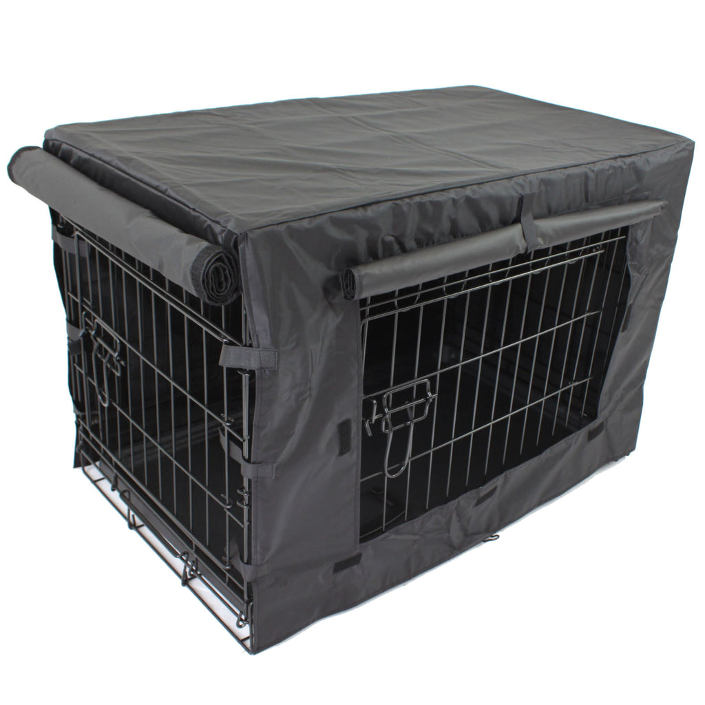 Why Crate Train Puppy Dog and What Size Pet Cage Should I Buy For Australian Breeds?