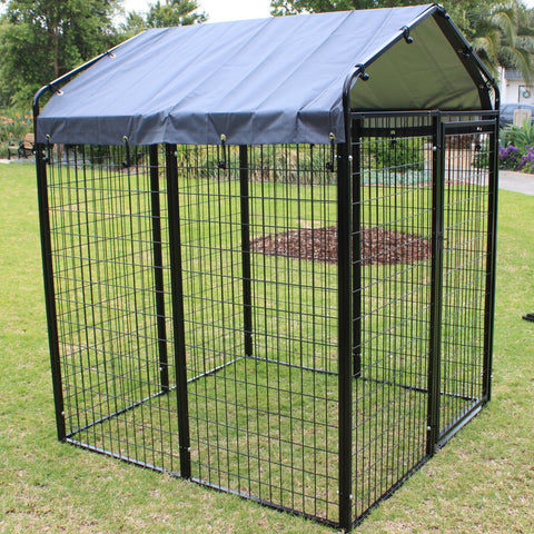 Heavy Duty Pet Dog Cat Enclosure Playpen Pen Fence