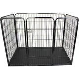 XXL Pet Crate Whelping Box Pen HeavyDuty Puppy Dog Playpen - PetJoint