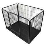 XL Pet Crate Whelping Box Pen HeavyDuty Puppy Dog Playpen - PetJoint