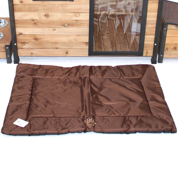 Waterproof Pet Mat Mattress Bed for Flat Roof Wooden Kennel - PetJoint