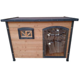 Extra Large Wooden Dog Kennel House PetJoint