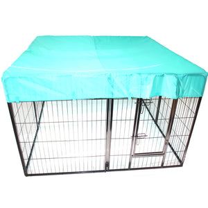 8 Panel HeavyDuty Playpen Cover - Square - Fits All Our Play Pen Sizes - PetJoint