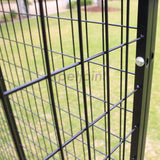 Super Heavyduty Dog Pen Run with Waterproof Cover and Frame