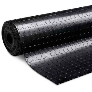 Heavyduty Rubber Mat for Playpens, Enclosures 1.6m x 1.6m Waterproof