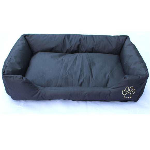 Heavyduty Canvas Pet Dog Cat Bed Mattress Waterproof 600D Polyester