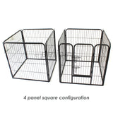 Large Pet Fence Play Pen Heavy Duty Cage Puppy Dog Enclosure - PetJoint