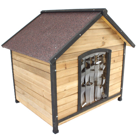 Extra Large Wooden Dog House Indoor Outdoor Pet Labrador Kennel