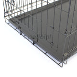 "30"" Medium Pet Cage Crate Kennel House Training Puppy Dog Cat Rabbit - PetJoint"