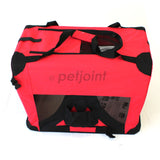 Pet Soft Crate Portable Puppy Dog Cat Carrier Travel Cage Small - PetJoint