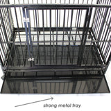 Super Heavy Duty Pet Puppy Dog Crate Extra Large XL or XXL - PetJoint