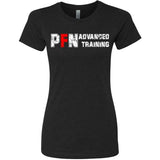 Advanced Training - Ladies T-Shirt