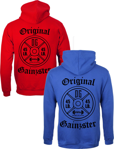 Original GAINZster Zip Up Hoodie