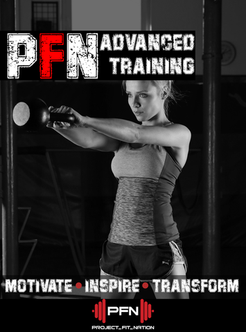 Women's Advanced Training E-Book