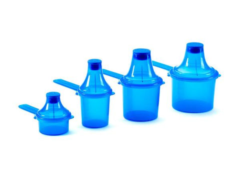 4 Pack Scoopie Set - Blue