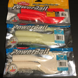 "Berkley Powerbait 8"" Grub"
