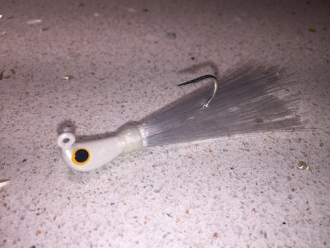 1/2oz Nylon Banana Jig