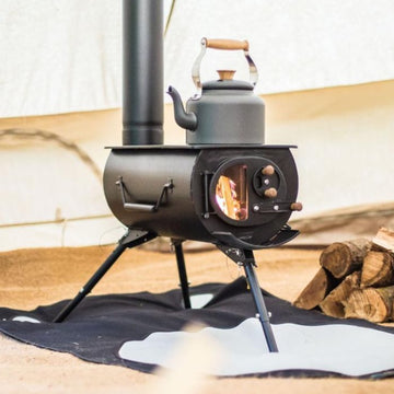 Frontier Plus Stove Package
