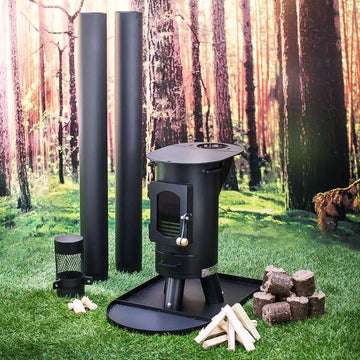 Traveller Stove Package