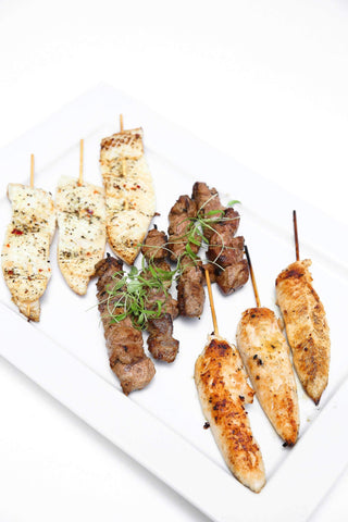 Skewer Board - Brisk Corporate Catering