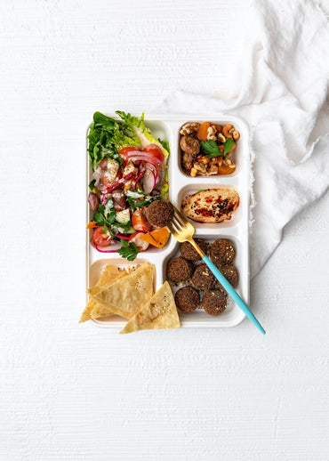 Middle Eastern Bento
