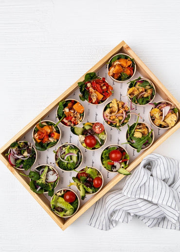 Mini Salad Bowls