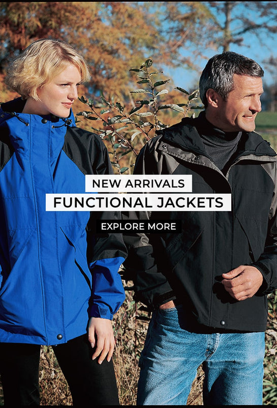 Functional Outerwear Jackets