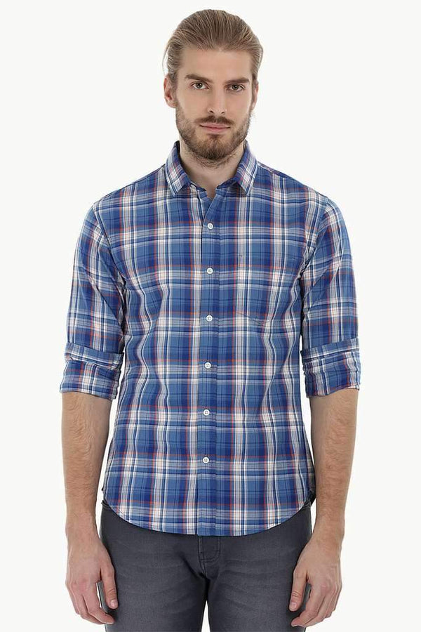 Peppy Madras Check Shirt